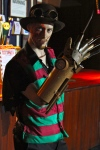 Steampunk Freddy Kruger - My Favorite Costume of the Night